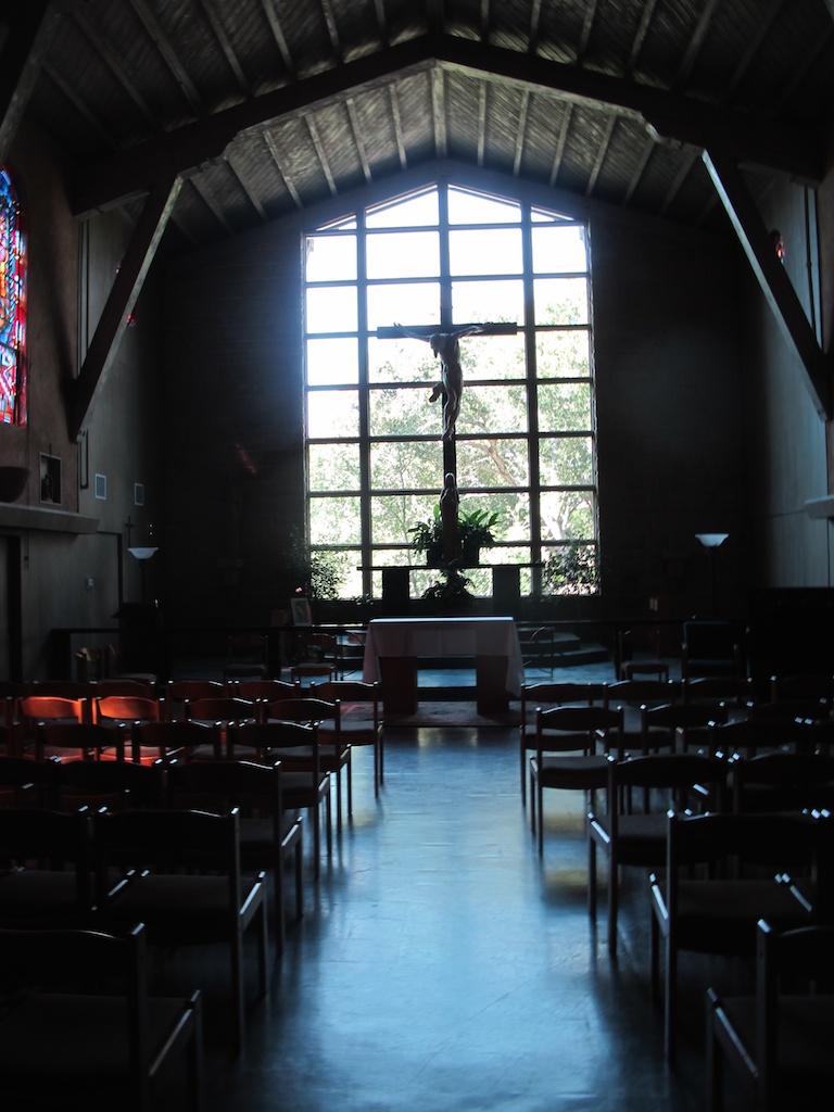 La casa de maria santa barbara sacred spaces - La casa de maria ...